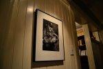 przykład fototapety powieszonej na ścianie