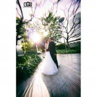 para nowożeńców na ślubie